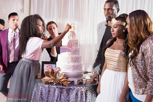 WE TV / David Tutera Celebrations / Cynthia Bailey
